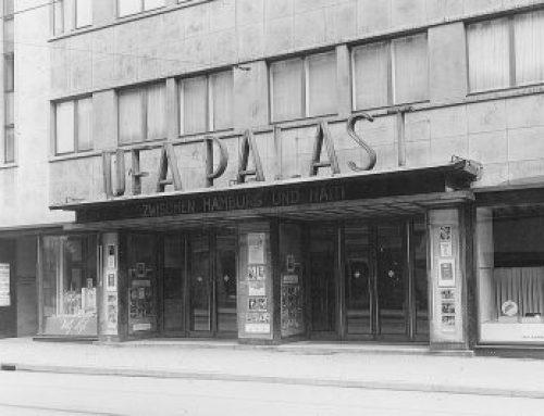 Der UFA-Palast – Ein Stück Erfurter Kinogeschichte